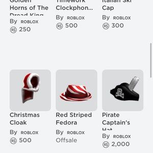 Roblox Good Outfits For Christmas Cloak Other 2015 Roblox Account Poshmark